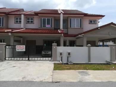 NEW double storey house at Taman BERLIAN STABIL, Kota Samarahan