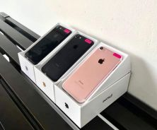 Iphone 7 128gb matte, jet, gold, rosegold fullset