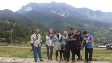 Percutian KK Serta Kundasang