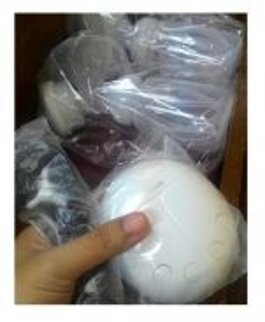 Pam Susu Ibu Baru Double Milk Breast Pump Fullset