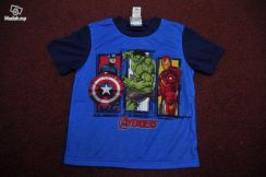 Avengers marvel for kid size L