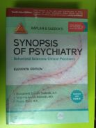 Synopsis of psychiatry