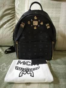MCM backpack ORIGINAL100%