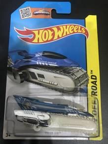 Hot Wheels TREAD AIR 2015 Treasure Hunts Series