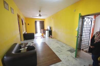 (906SQFT) Nuri Apartment, Subang Bestari