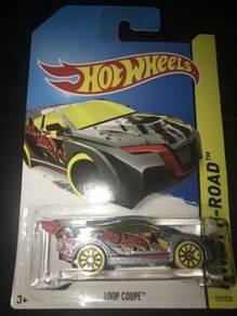 Hot Wheels LOOP COUPE 2014 Treasure Hunts Series