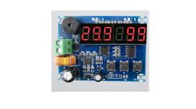 Battery alarm indicator module