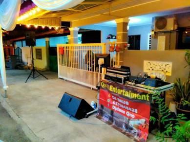 Pa system Karaoke Deejay