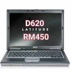 Laptop Dell Latitude D620 [MURAH]