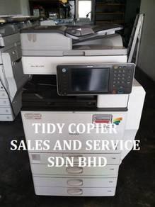 Digital machine color photocopier mpc4502 price
