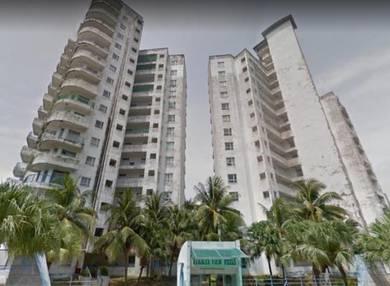 Condominium straits view villas, port dickson