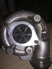 Garrett gt25 20g billet fin dua ball bearing turbo