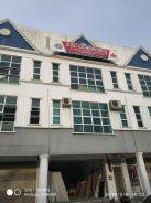3 storey shop office, parit raja