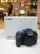 Canon eos 7d body (sc 66k only) 98% new