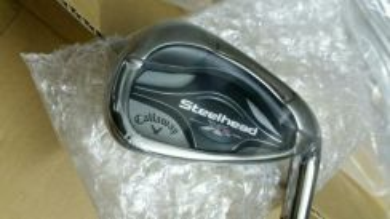 Original Callaway Steelhead XR Golf Iron Set 5-P