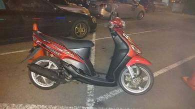 Yamaha EGO
