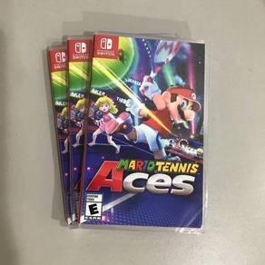 Nintendo switch mario tennis aces