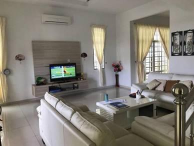 Fully Renovated Double Storey SEMI D In Tampin Taman Ametis