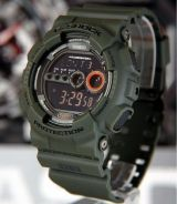 Watch - Casio G SHOCK GD100MS RED EYES - ORIGINAL