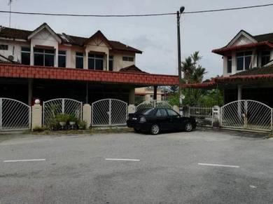 Double Storey Terrace Simpang Ampat