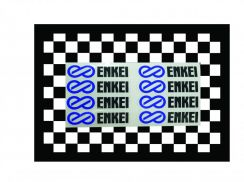 Sticker rim enkei_#7