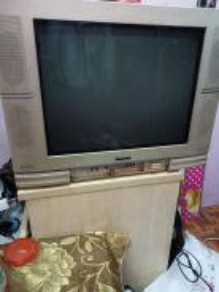 Tv toshiba 21inci free remote