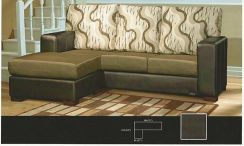 Contain l-shape sofa-861
