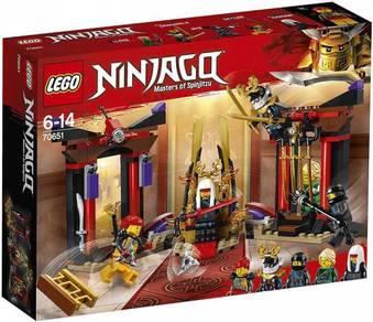 LEGO Ninjago 70651 - Throne Room Showdown