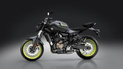 2018 Yamaha mt-07 EASY APPROVAL