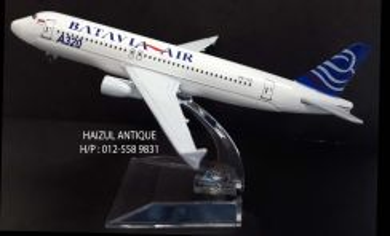 Batavia Airways A320 - Aircraft Model 16