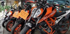 Flash deal - ktm duke 390 2018