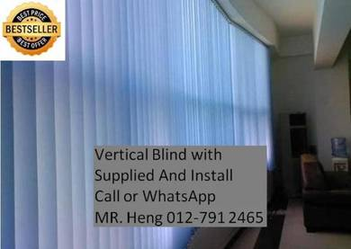 Simple Vertical Blind - New 342t43