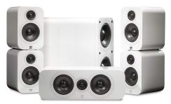 Q Acoustics 3000 5.1 Home Cinema Speaker Pack