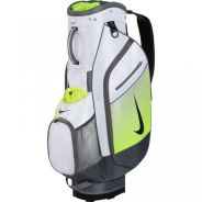 Nike Sports 3 Golf Cart Bag Whie/Green