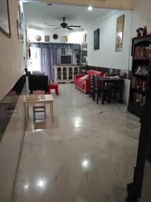 [Fully Renovated] One Storey Link House at Cheras Batu 11