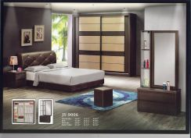 Gerudi bed room set-89006