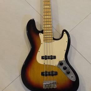 4 String SX Jazz Bass