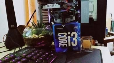 Intel core i3 6100 lga1151