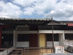 Single storey terrace house for sale Rasah Seremban