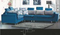 Contain l-shape sofa-89118