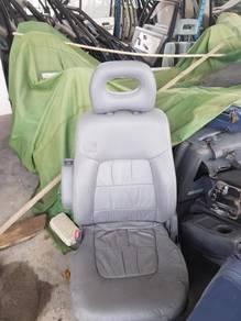 Pajero GDI model leather seat electronic button