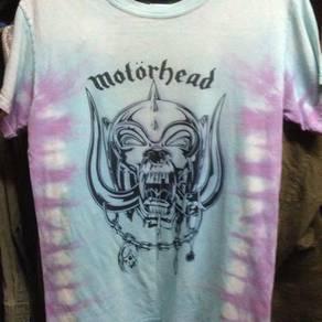 Motorhead Tiedye