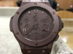 Hublot Brown Ceramic Limited Year 2016 -Swiss Hour