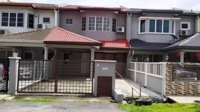 ( New Painted ) 2 Storey House, TK5, Taman Kinrara, Puchong