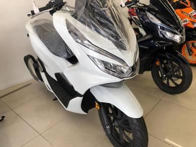 Honda pcx150 (promosi end year) promosi hebat