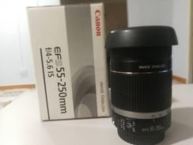 Canon 55-250mm f/4-5.6