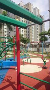 Tenanted & Renovated Akasia Apartment, Berjaya Park, Section 32 S.A
