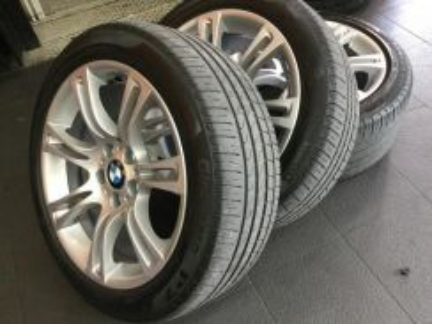 Wheels&Tyre Original BMW 18