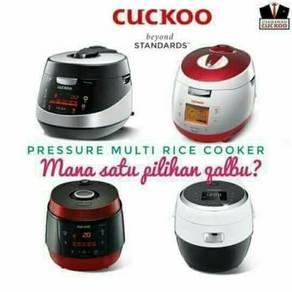 Multicooker cuckoo offer awal tahun