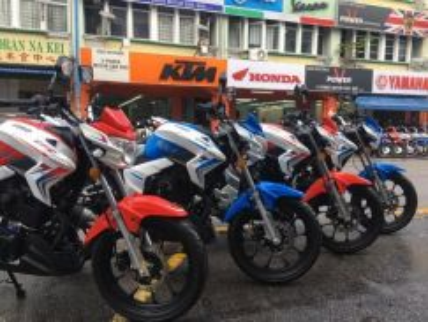 CMC 200 SK200 Firo Fz (200cc Termurah) Free Mp3